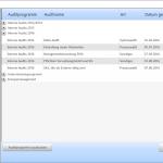Audit - Software sofia_Auditprogramm_Uebersicht