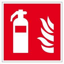 Brandschutz Feuerloescher