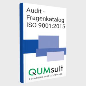 Auditfragen zur ISO 9001:2015 Qualitätsmanagement
