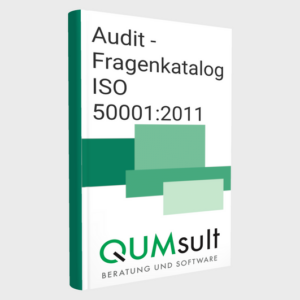 Auditfragen zur ISO 50001 Energiemanagement
