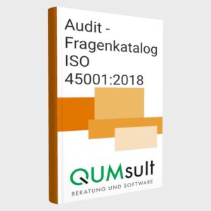 Auditfragenkatalog ISO 45001