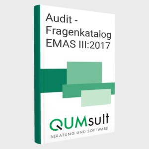 Auditfragen EMAS III 2017 – Zusatzanforderungen