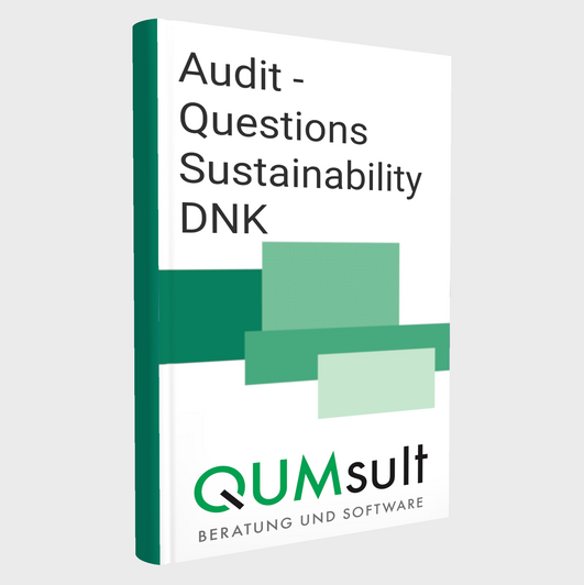 Audit Catalogue of Questions Sustainability Management and Declaration of Conformity DNK