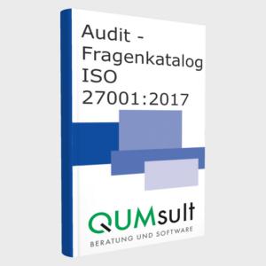 Auditfragen ISO 27001:2017